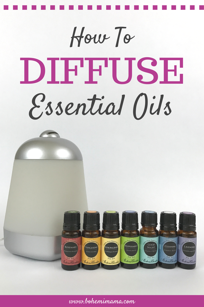 Learn how to diffuse essential oils and protect your family from the trending virus, block allergens, or increase your focus and joy.