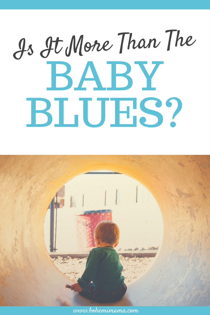 The baby blues are an expected dip in hormone levels responsible for tears, loneliness, and a general blah feeling after the birth of your new baby. But what if those feelings persist weeks and months longer? How do you know whether it's just baby blues or if you might be dealing with postpartum depression? Find out more now. Don't survive in silence any longer.
